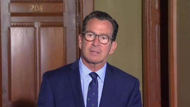 Malloy officially vetos GOP crafted budget