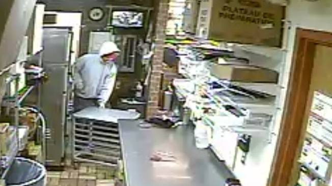 Police Investigate Armed Robbery at Marlborough Subway