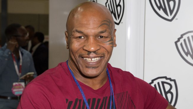 Mike Tyson No Match for Hoverboard