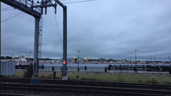 shore line east service resumes at new london station nbc connecticut