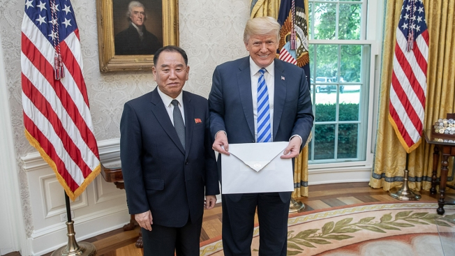 Pushing the Envelope: Why Was Kim's Letter for Trump So Big?
