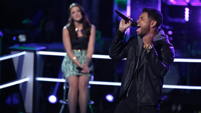 """The Voice"": Competition Enters Knockout Rounds"
