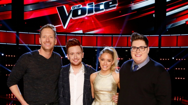 'The Voice' Finale: Celebrity Duets Revealed