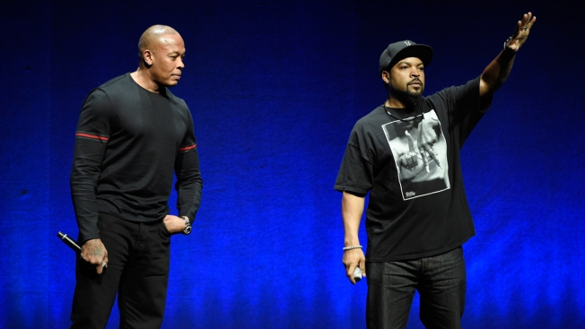 N.W.A. Joins Quartet of 1970s Hitmakers in Rock Hall