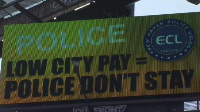 Low City Pay, Police Don\'t Stay:\' New Haven Police Union Pays for ...