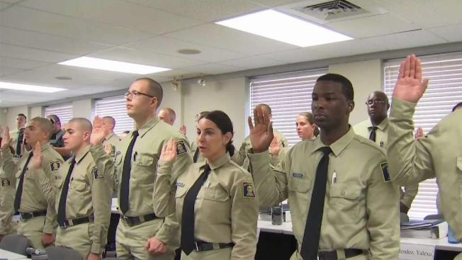 Recruit Class Starts Training at New Haven Police Academy