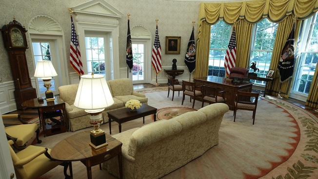 President Trump Is Spending $1.75 Million on Redecorating the White House
