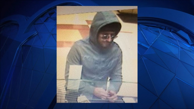 Police seek man in Champaign bank robbery