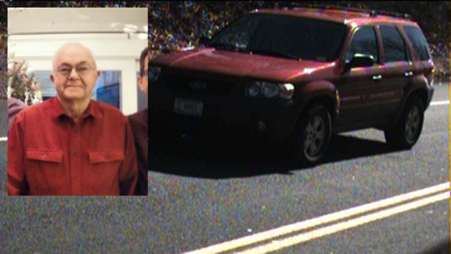 Silver Alert Canceled for Missing 86-Year-Old Man