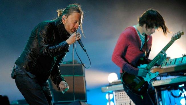 Radiohead Releases New Digital Album 'A Moon Shaped Pool'