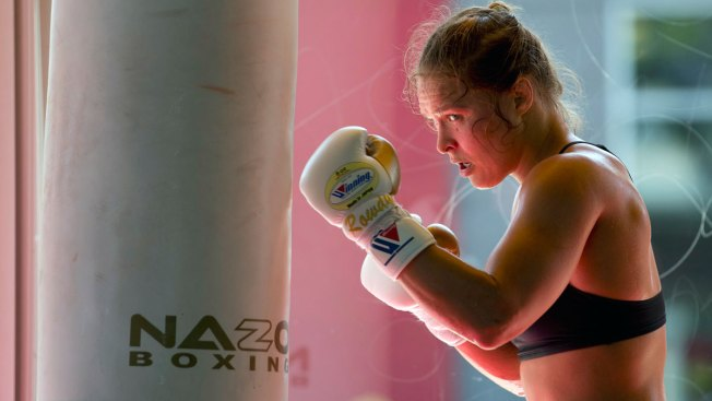 Ronda Rousey Will Attend Marine Corps Ball