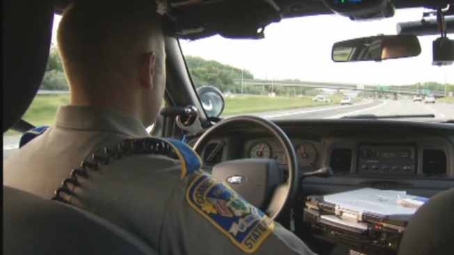State Police Crack Down on Memorial Day Weekend