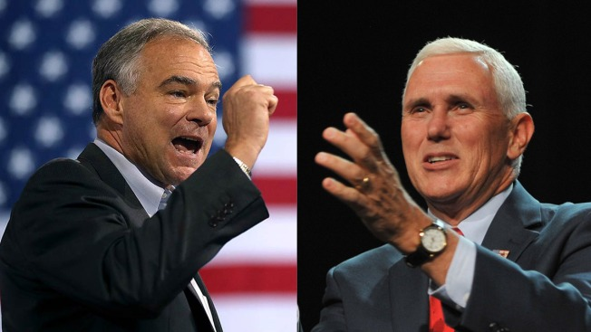 Vice Presidential Candidates Mike Pence, Tim Kaine Largely Unknown to Voters: Poll
