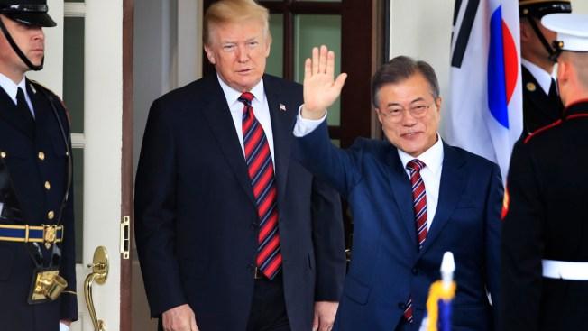 S. Korean Leader to Meet With Trump in US on Nuke Diplomacy