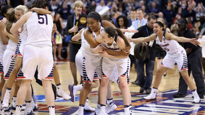 UConn Women Set 2 Records With NCAA Win