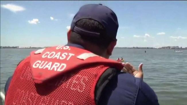 17 rescued after schooner runs aground