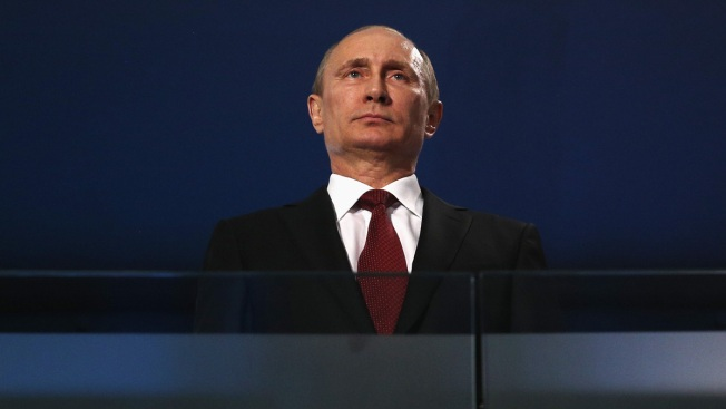 A Confident and Upbeat Putin Goes on Mideast 'Victory' Tour
