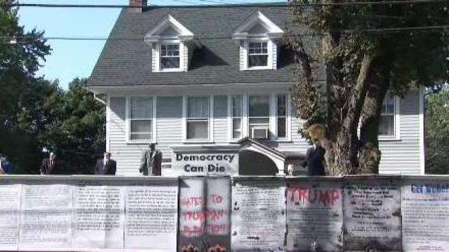 Halloween House In West Hartford Returns Nbc Connecticut