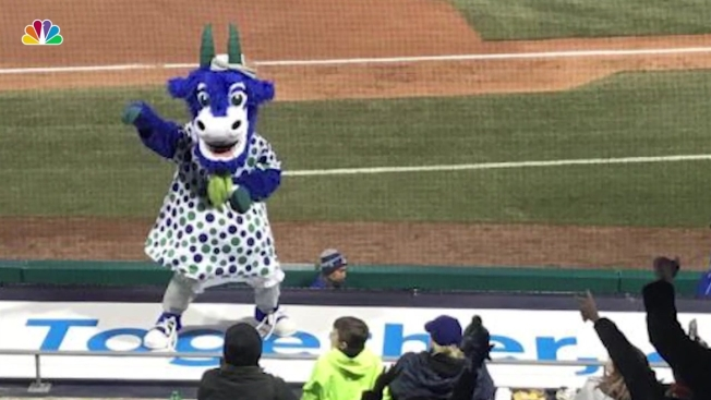 Hartford Yard Goats Named Top Promotional Club in Minor League Baseball's Eastern League