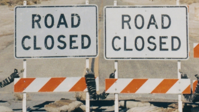 Part of Route 63 in Bethany Closed