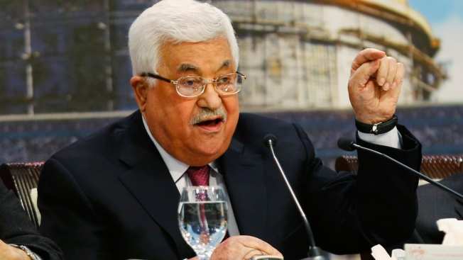 Palestinian President Apologizes Over Anti-Semitic Remarks
