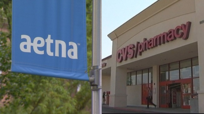 cvs to buy aetna in  69 billion deal