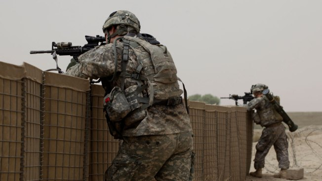 Afghan Soldier Kills 3 US Soldiers: Officials