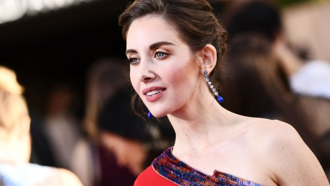 Alison Brie Defends Brother-In-Law James Franco at the SAG Awards