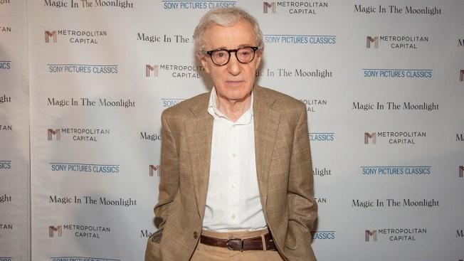 Man Arrested at Woody Allen's Movie Set