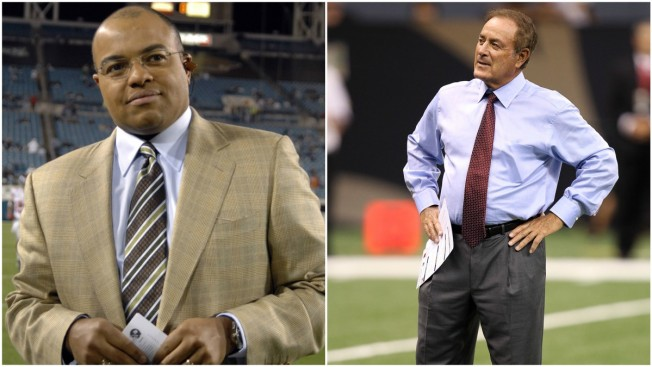 Mike Tirico In, Al Michaels Out on 'Thursday Night Football'