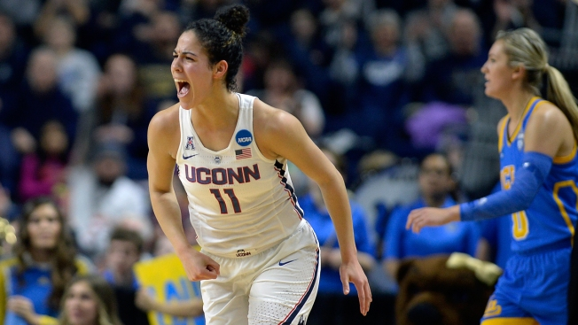 UConn Advances to Regional Final With 86-71 Win Over UCLA