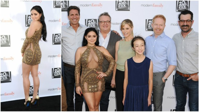 'Modern Family' Star Ariel Winter Blasts Trolls for Criticizing Outfit