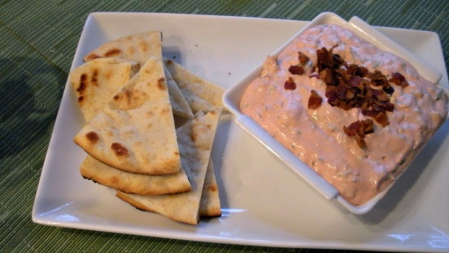 Bacon and Sour Cream Dip