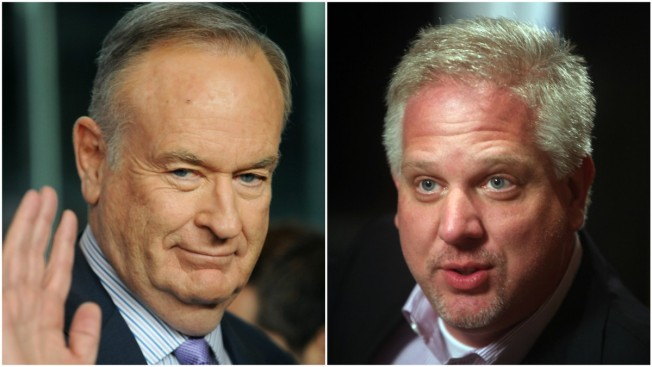 Bill O'Reilly Gets Weekly Spot on Glenn Beck's Radio Show