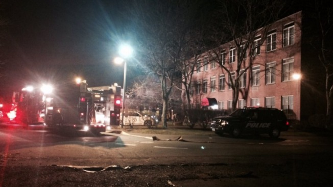 Berlin Apartment Complex Evacuated After Fire