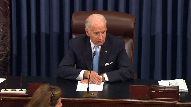 Biden for president in 2020? Who knows