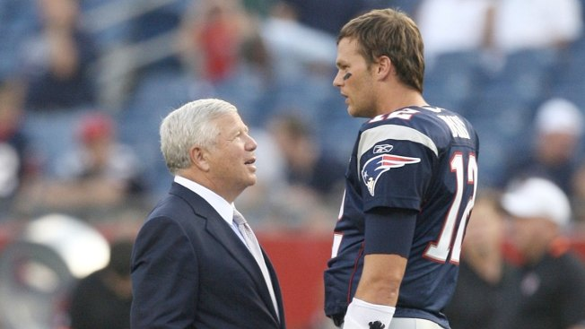 Pats' Kraft Was Worried After Chiefs Loss