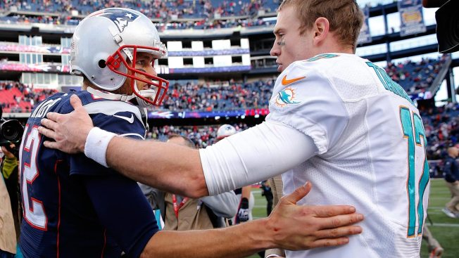 Patriots Come Back, Beat Dolphins, 27-17