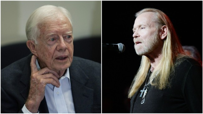 Gregg Allman: Musicians pay tribute to legendary singer-songwriter
