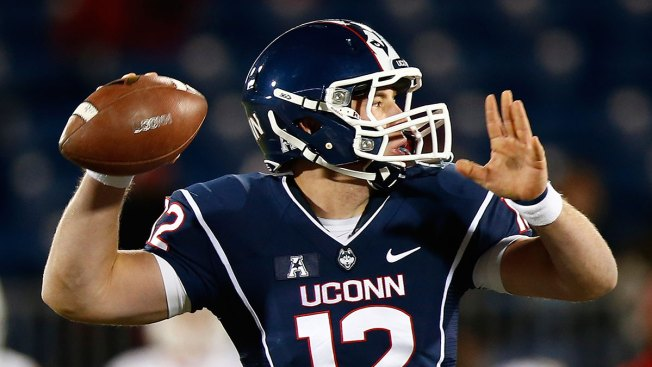 UConn Ends Season With Third Straight Win