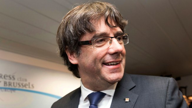 Catalan Ex-President, 4 Others in Custody in Brussels