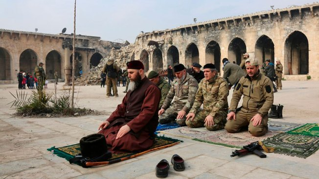 Chechnya Becoming Major Player in Rebuilding War-Torn Syria