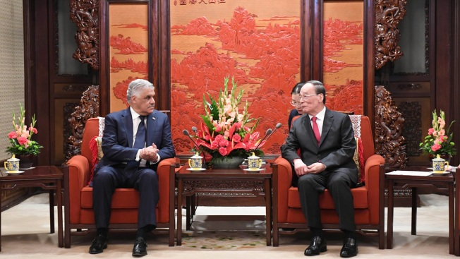 In Blow to Taiwan, Dominican Republic Forges Ties With China