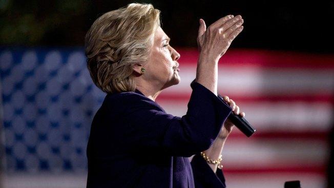 Clinton Hits Trump on Taxes, Video at Post-Debate Rallies in Michigan, Ohio