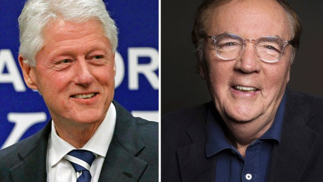 Bill Clinton, James Patterson Team Up on Thriller Called 'The President Is Missing'