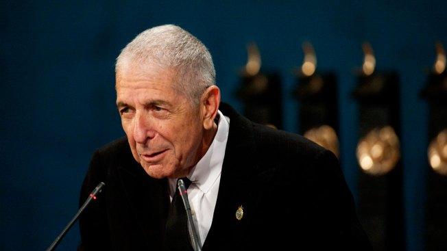 'Hallelujah' Singer-Songwriter Leonard Cohen Dies at 82