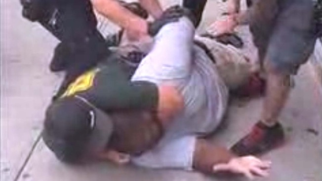 Cop Stripped of Badge, EMS on Modified Duty Over Chokehold Death