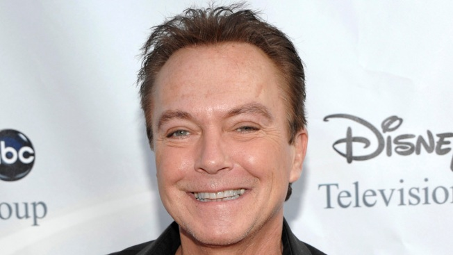 The Partridge Family star David Cassidy in critical condition