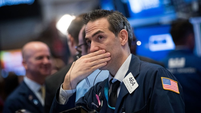 Dow Falls 100 Points, Then Recovers, After Release of Trump Jr. Emails