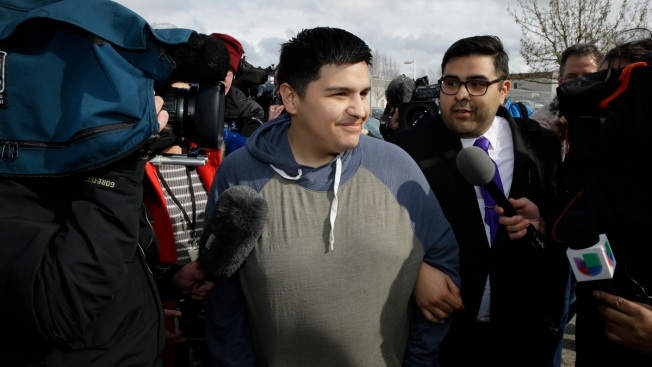 Mexican man freed from detention thankful